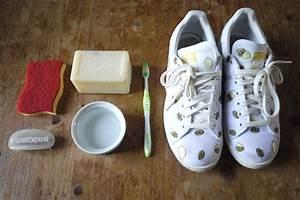 Nettoyer Le Daim : nettoyer chaussures en daim bicarbonate ~ Nature-et-papiers.com Idées de Décoration