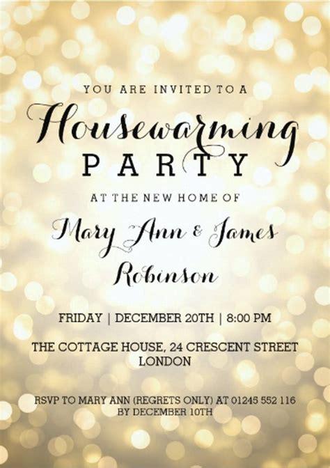 housewarming invitation templates psd ai