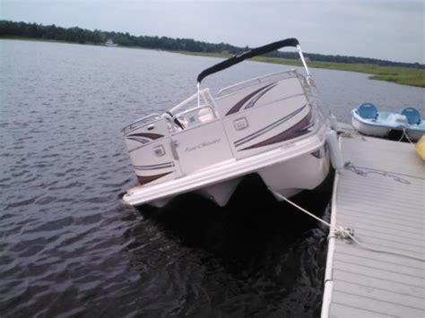 Pontoon Boat Sinks Nj by Carolina Skiff Quot Unsinkable Quot Pontoon Sunk The Hull