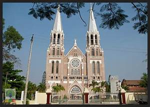 Saint Mary's Cathedral in Yangon, MyanmarMyanmar Travel ...