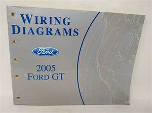 2005 Ford Thunderbird Wiring Diagrams Electrical Service