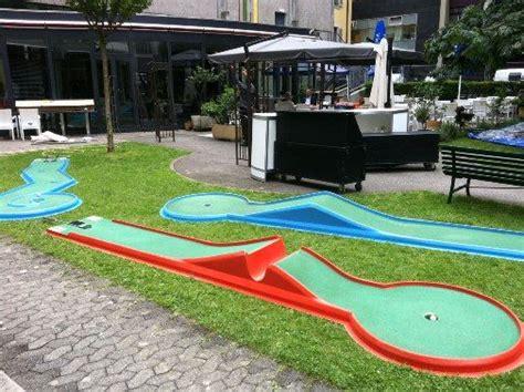 mini golf de bureau como construir un mini golf
