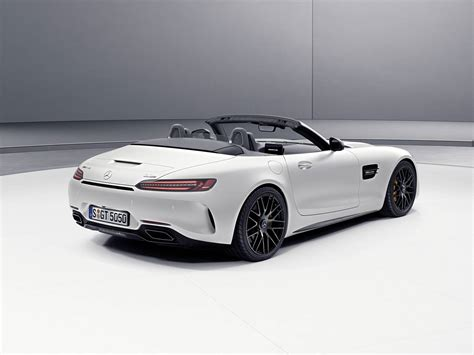 Mercedes-amg Celebrates With Limited Edition Models