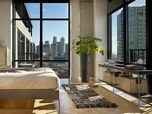 Modern Urban Green Loft Design – Mosler Lofts
