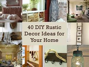 Fascinating 10+ Rustic Home Decor Inspiration Of Best 20