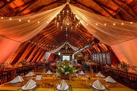 new jersey barn wedding the barn at perona farms