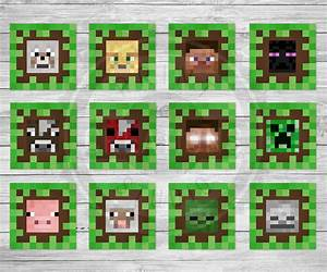 Complete Printable Minecraft Party Pack - Minecraft ...