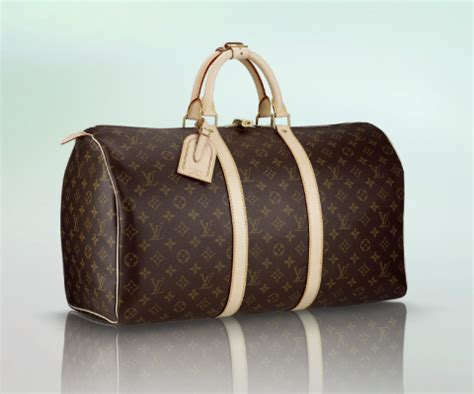 louis vuitton keepall bag reference guide spotted fashion