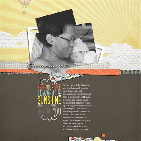 Tiffany Tillman Templates by 5 Reasons To Use Black And White Photos On Scrapbook Pages