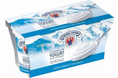 Yogurt Intero 125g Bianco Natur Milchhof Sterzing