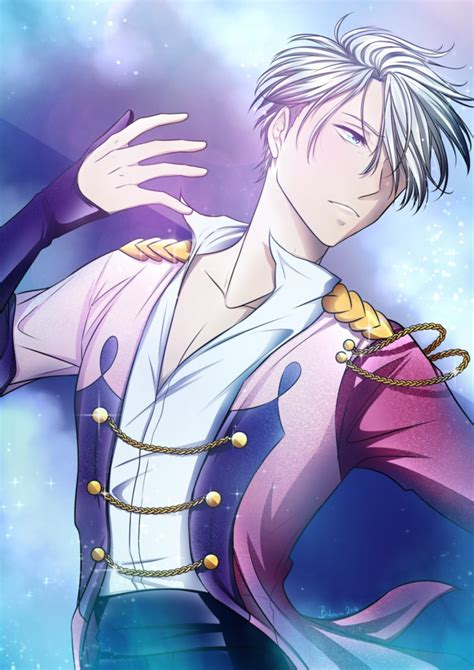 Viktor ~ Yuri On Ice ~ Fanart by balvana on DeviantArt