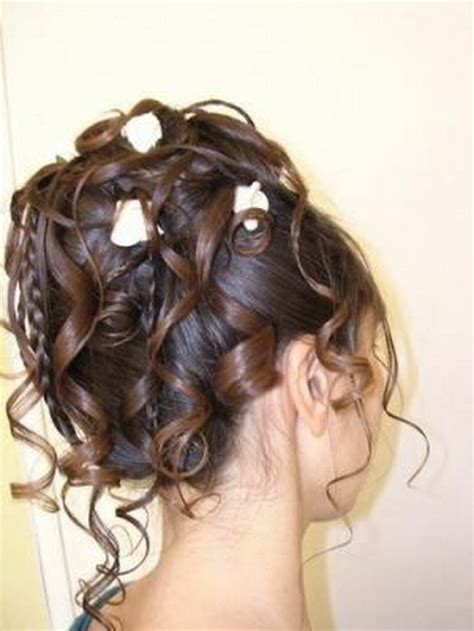 chignon mariage cheveux id 233 es pour la maison