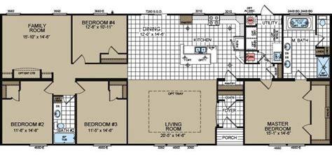 manufactured home design winner floor plans manufactured homes floor plans