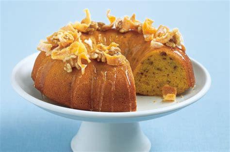 pumpkin  walnut syrup cake recipe tastecomau