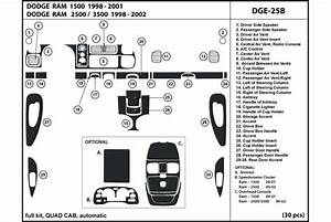 Dl Auto U00ae Dodge Ram 1998
