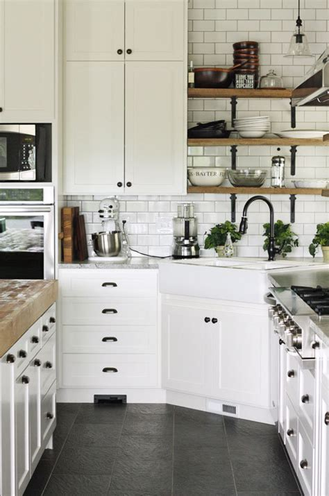 white cabinets with black hardware black hardware kitchen cabinet ideas the inspired room