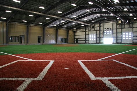 What Is A Field House by Duvernay Fieldhouse Okotoks Dawgs Baseball Club