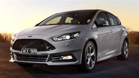 2016 Ford Focus St Review