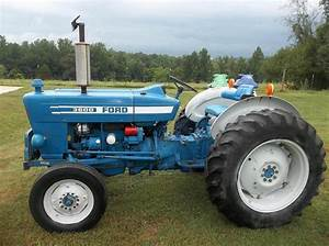Repuestos De Tractor Ford 4 4t - 6600  7000  7600  7610