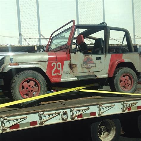 jurassic world jeep 29 forget the dinosaurs wrangler and scrambler steal the show