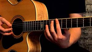 How to play Everlong by the Foo Fighters on Guitar ...