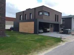 Haus Mit Doppelcarport : 13 besten trespa bilder auf pinterest moderne h user ~ Articles-book.com Haus und Dekorationen