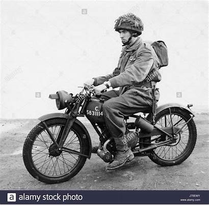 James Ml 125 1943 Motorcycle Military Mouse