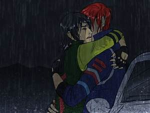 Frerard: Downpour --For Death-Stalker-- by Hootsweets on ...