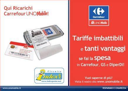 uno mobile tariffe carrefour uno mobile nuova tariffa per la comunit 224 cubana