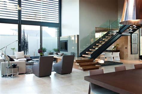 minimalist opulent luxury home  lots  glass steel  wood idesignarch interior