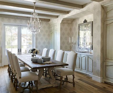 ideas  french dining rooms  pinterest french country dining table french