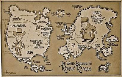Reagan Ronald History Wallpapers Political According Maps