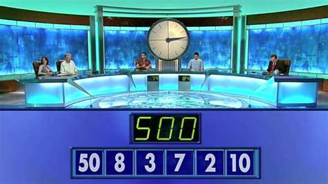 countdown blooper  easiest numbers game   hd