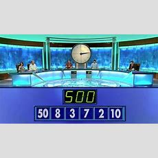 Countdown Blooper  The Easiest Numbers Game Ever? (7) [hd] Youtube