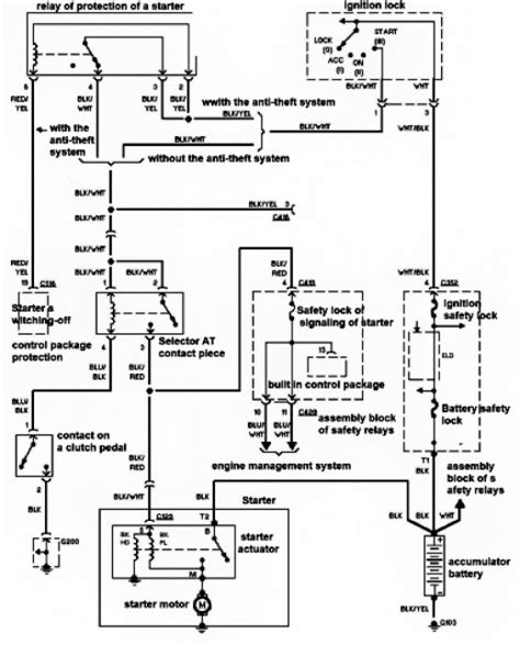 1998 Honda Civic Ex Wiring Diagram by Electrical Diagram Honda Civic Circuit Diagrams