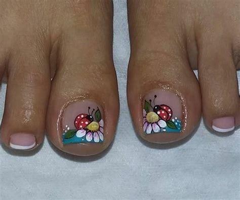 Ver más ideas sobre uñas con flores, manicura de uñas, disenos de unas. Pin de Johana Quintero en uñas   Diseños de uñas pies, Uñas de pies sencillas, Manicura de uñas