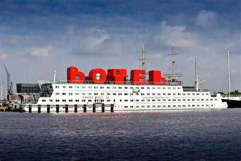 amsterdam boat hotel voucher stay flights 163 109pp