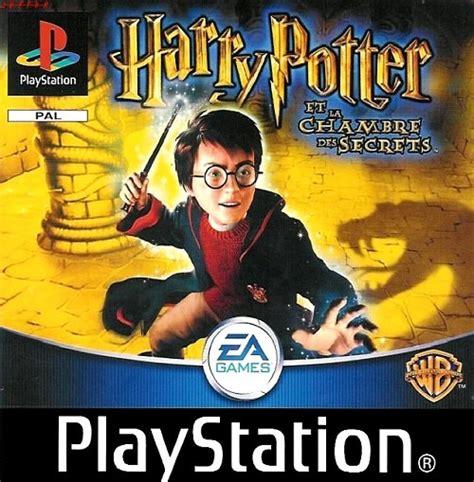 jeu pc harry potter et la chambre des secrets harry potter et la chambre des secrets sur playstation