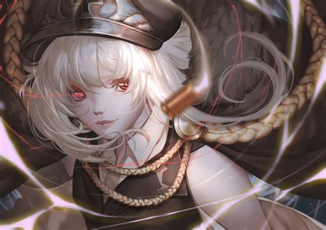 2048x1152 kar98k frontline anime 2048x1152