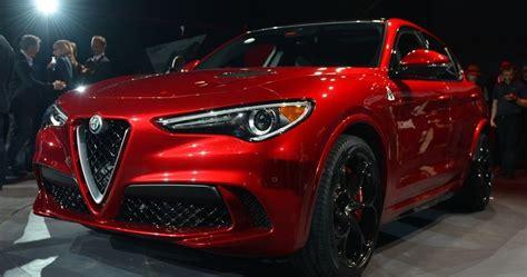 Alfa Romeo Stelvio Quadrifoglio 2018 Suv Revealed