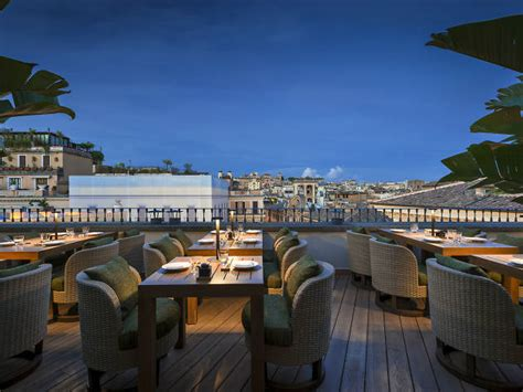 Living Room Restaurant Rome by I Sofa Rooftop Bar Rome Baci Living Room