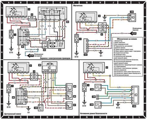 mercedes  wiring diagrams logbook mercedes benz  class yanvar  belyy   drive