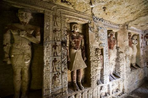 Egypt Unearths Tomb Of Ancient High Priest