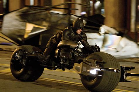 The Bat Pod from The Dark Knight Series is Up for Auction