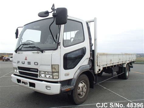mitsubishi truck 2004 2004 mitsubishi fuso fighter white for sale stock no