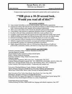 Best rn resume