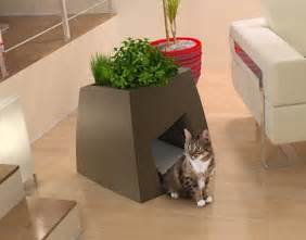 pet planters indoor green roofed homes for house pets