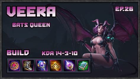 Veera Is Coming For Your Soul!