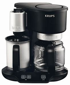 Kaffeemaschine Mit Milchaufschäumer : krups filterkaffeemaschine caf latte filterkaffeemaschine mit integriertem milchaufsch umer ~ Eleganceandgraceweddings.com Haus und Dekorationen