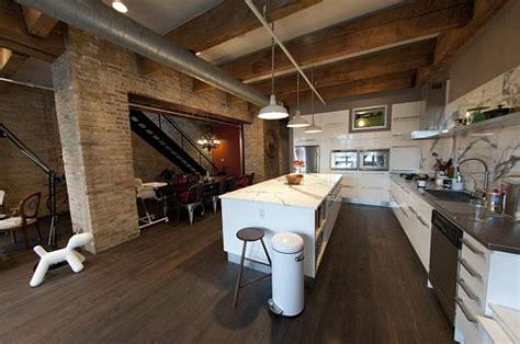 modern industrial floor l how to make an industrial loft feel like home
